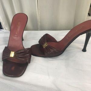 Sergio Rossi Shoes - Sergio Rossi slides